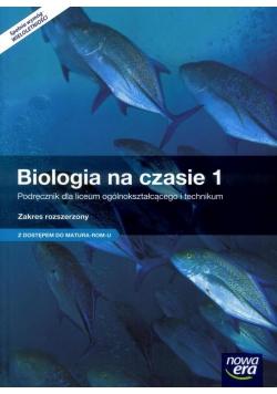 Biologia LO 1 Na czasie... Podr ZR NPP wyd. 2015