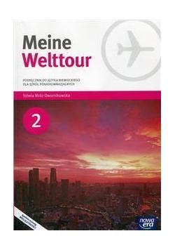 J. Niemiecki 2 Meine Welttour Podr NE