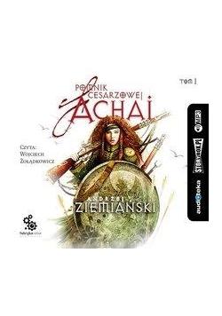 Pomnik cesarzowej Achai T.1 audiobook