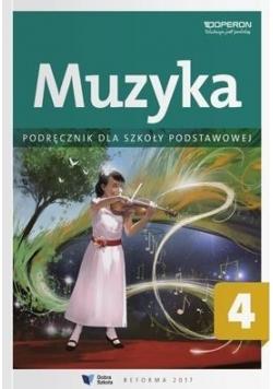Muzyka SP 4 Podręcznik OPERON