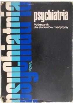 Psychiatria, Podręcznik dla studentów medycyny