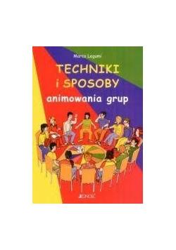 Techniki i sposoby animowania grup
