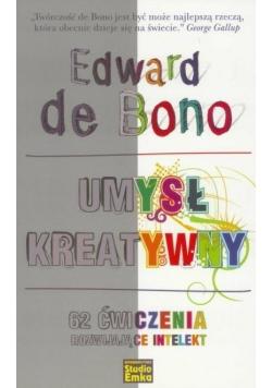 Ewdard de Bono. Umysł kreatywny