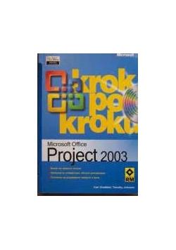 Microsoft Office Project 2003