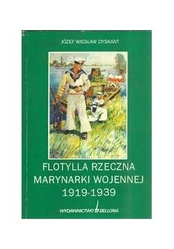 Flotylla rzeczna marynarki wojennej 1919 - 1939