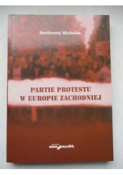 Partie protestu w Europie Zachodniej