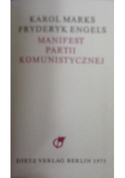 Manifest partii komunistycznej