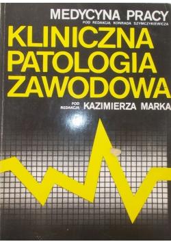Medycyna pracy- Kliniczna patologia zawodowa