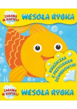 Książeczka kąpielowa - Wesoła rybka