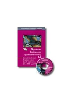 Wyszukiwanie, selekcj...cz.2 podr CD Gratis WSiP