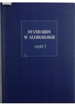 Standardy w alergologii, cz. I