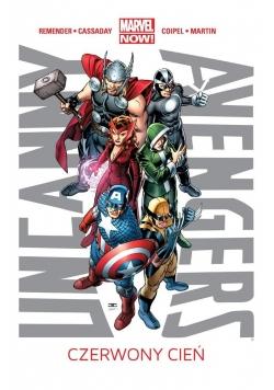 Uncanny Avengers T.1  Czerwony cień