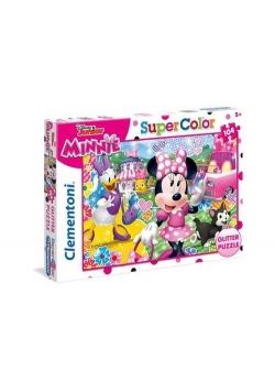 Puzzle brokatowe Minnie Happy Helpers 104