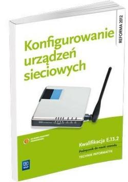 Konfigurowanie urządzeń sieciowych WSiP