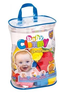 Clemmy Baby. Woreczek z klockami