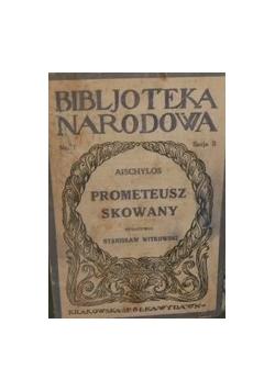 Prometeusz Skowany , 1921 r.