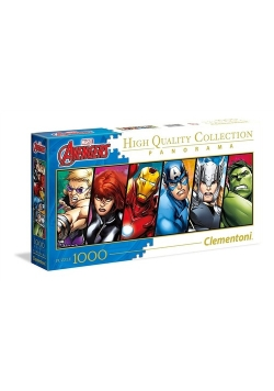 Puzzle Panorama Collection Avengers 1000