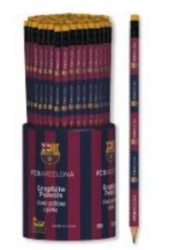 Ołówek trójkątny HB FC Barcelona (72szt) ASTRA