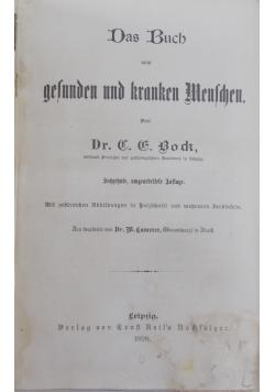 Das Buch vom gesunden und kranken Menschen , 1898r.