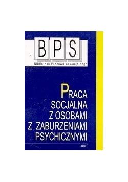 Praca Socjalna Z Osobami Z Zaburzeniami Psychicznymi