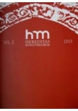 Hereditas Monasteriorum ,Vol.2