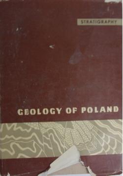 Geology of Poland volume I