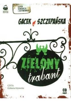 Zielony trabant audiobook
