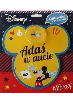 Zawieszka Miki - Adaś w aucie