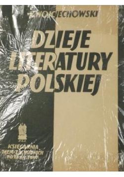Dzieje literatury polskiej, 1948r.