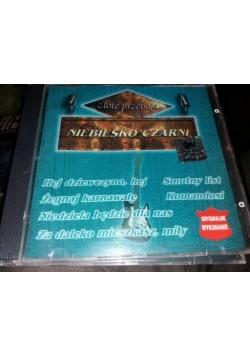 Niebiesko czarni, CD