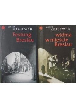 Festung Breslau/ Widma w mieście Breslau
