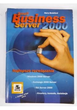 SBS 2000 Najlepsze rozwiązania Small Business Server 2000