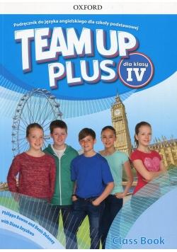 Team Up Plus 4 Podręcznik z płytą CD