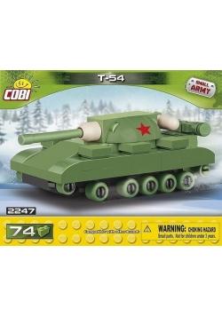 Small Army Nano Tank T-54 radziecki czołg
