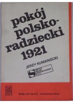 Pokój polsko-radziecki 1921