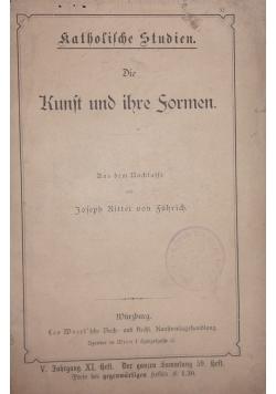 Die Kunst und ihre Formen, 1880 r.