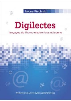 Digilectes. langages de l'homo electronicus...