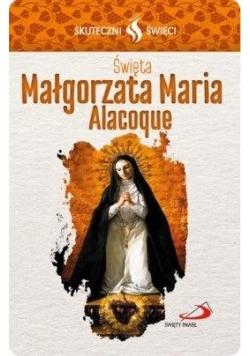 Karta Skuteczni Święci - Święta Małgorzata Maria..