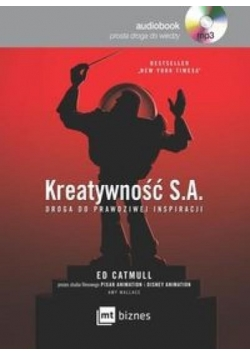 Kreatywność S.A. Audiobook