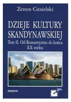 Dzieje kultury skandynawskiej T.2