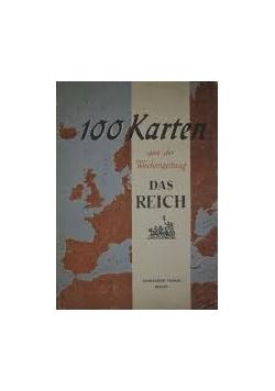 100 Karten aus der Wochenzeitung Das Reich, 1943r.
