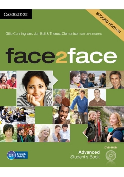 face2face Advanced Student's Book + DVD