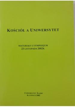 Kościół a Uniwersytet