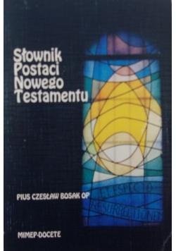 Słownik postaci Nowego Testamentu