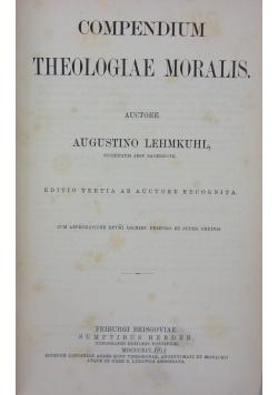 Theologia moralis, tomus II, 1800