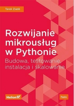 Rozwijanie mikrousług w Pythonie