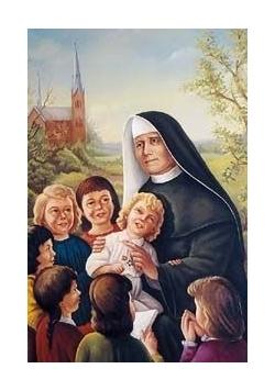 Matka Anna Kaworek wśród swoich