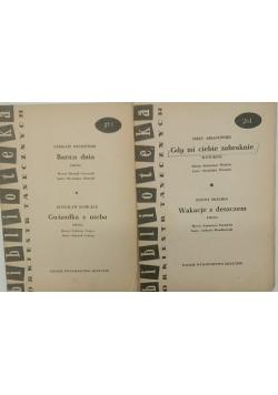Biblioteka orkiestr tanecznych, zestaw 2 książek
