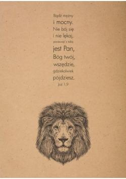 Mój dziennik- Lew- Bądź mężny i mocny...