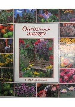 Ogród moich marzeń,  12 tomów, w 2 segregatorach